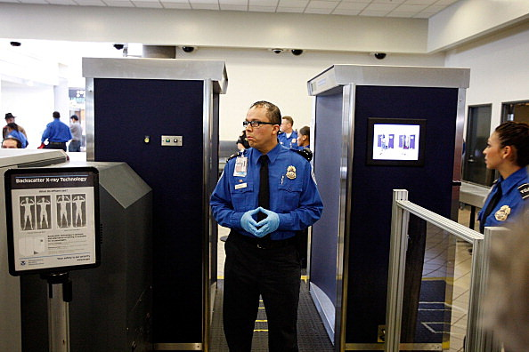 TSA Denies Ignoring Court Order Over Body Scanners tsa body scanner