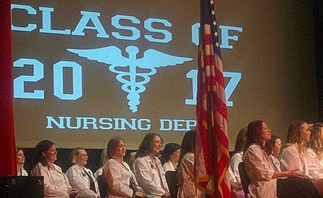 Graduates Of The 2017 CSI Nursing Program