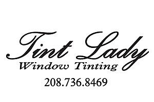 Tint Lady logo
